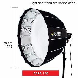 D-fuse-59-034-150mm-Para-Softbox-Inner-amp-Outer-Diffusion-Parabolic-Umbrella