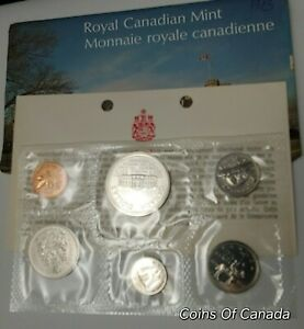 1973-Canada-Prooflike-6-Coin-Original-Set-Multiple-Sets-Available-coinsofcanada