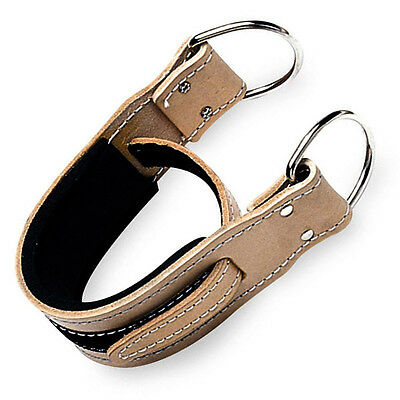 Body-Solid Leather Ankle Strap