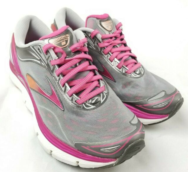 SAVE $$$ B Brooks Transcend 3 Womens Running Shoes 617
