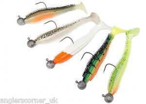 Fishing Lure Loaded Shads Fox Rage Zander Pro Pike Softbaits Zander