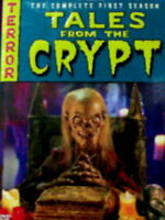 Tales From The Crypt The Complete First Season All 6 Episodes + Special Features