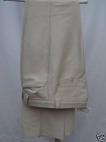 30W Waist Mens Western Wear Cowboy Pant Slacks Trousers