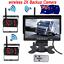 7-034-Wireless-Rear-View-Kit-HD-LCD-Monitor-Reverse-Camera-For-Truck-Caravan-VAN-RV thumbnail 2