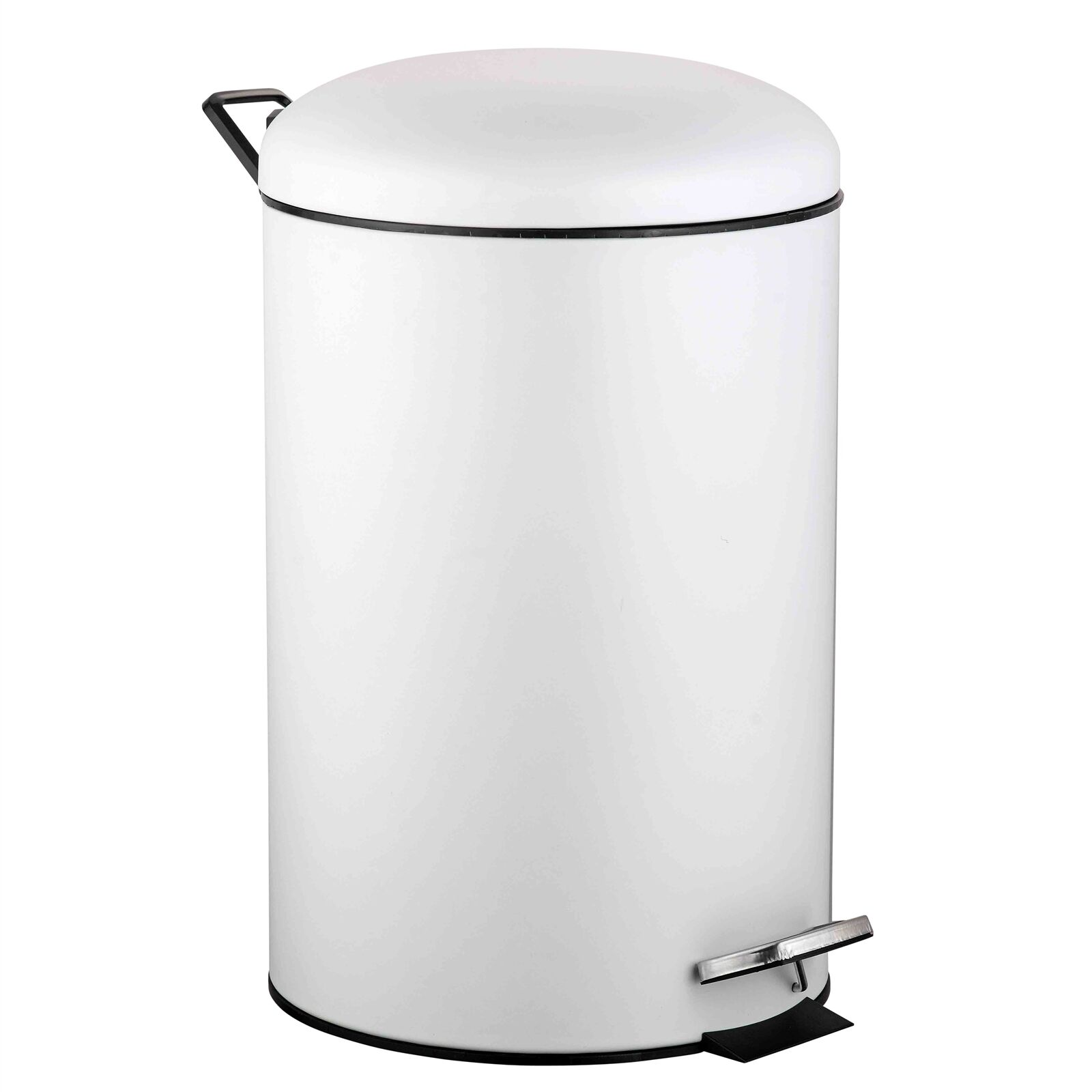 Morgan SMUDGE PROOF PEDAL BIN 20L Stainless Steel, Finger Print Proof Technology