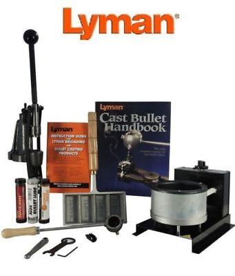 115-Volt Lyman Master Casting Kit