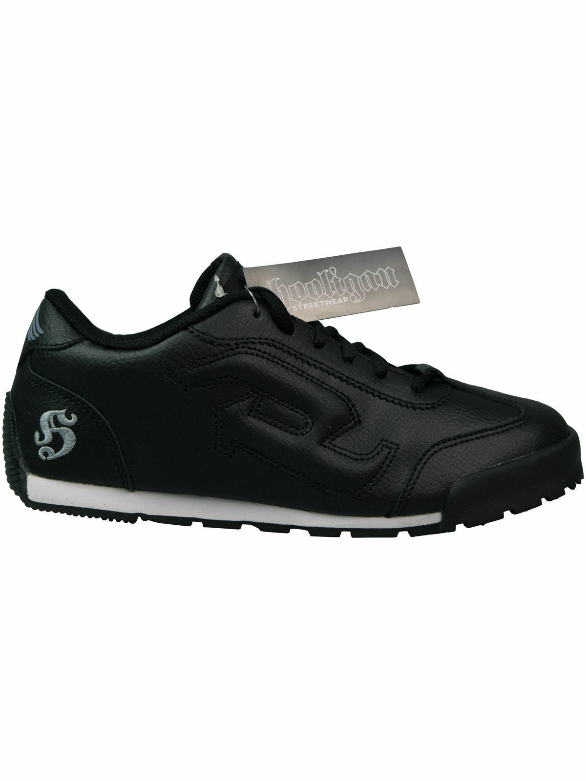 Punkhooligan streetwear Turn Scarpa  Scarpa BEST 3515 NERO #5023