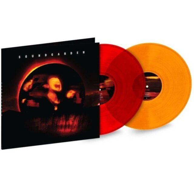 Soundgarden Superunknown Limited Edition Red Orange 180g 2