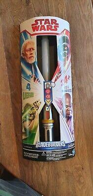 Hasbro Star Wars E2512100 Star Wars NEU/&OVP Meister Der Macht Lichtschwert
