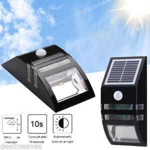 Außenle Terrasse solar le solarleuchte gartenlicht led mit bewegungsmelder außen