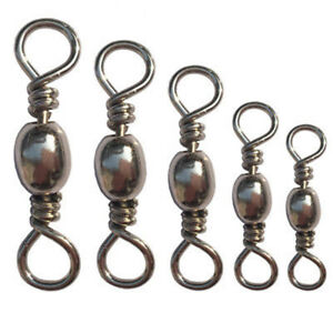 200Pcs-Fishing-Barrel-Rolling-Swivel-Brass-Tackle-Accessories-Connector-2-8