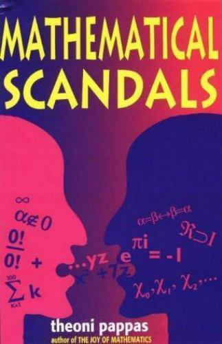 Mathematical Scandals By Theoni Pappas 1997 Paperback Ebay