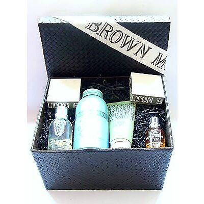 MOLTON BROWN ENERGISING SEAMOSS & VITALISING ABC FAUX LEATHER GIFTSET (BB 9.0)