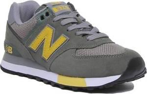 new balance hommes 574v2 vert