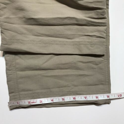 Valley 8 Nwt Beige Face Paramount Convertible Relaxed North Pants Sz Fit 617932665087 The qq0PZwF