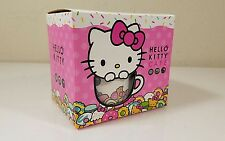 Sanrio Hello Kitty Cafe Mug Tea Cup 2017 Exclusive ceramic Brand new in box