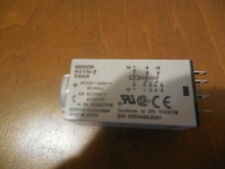 OMRON H3YN-2 AC100-120 Time Delay Relay,120VAC,5A,DPDT,Square