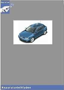 97-05 1,8l Turbo Einspritz- Und Zündanlage AnpassungsfäHig Audi A3 8l Reparaturleitfaden