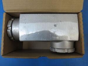 Kondu-LB-8-Outlet-Box-Unthreaded-For-2-034-FE-or-AL-Conduit
