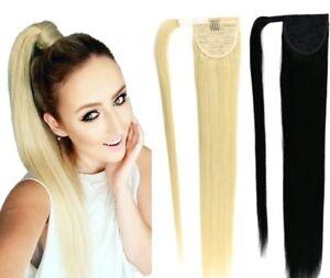 Extension coda di capelli