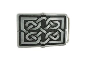 Celtic-Cross-Knot-Rectangle-Belt-Buckle