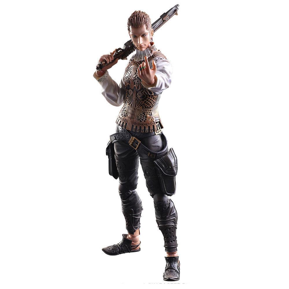 Figurine Play Arts Kai Balthier - Final Fantasy XII - Square Enix