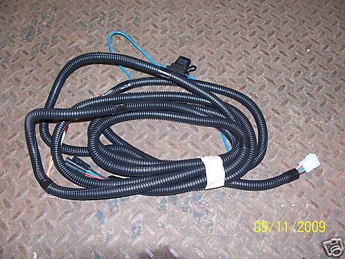 Meyers Snow Plow Touch Pad Harness # 15764
