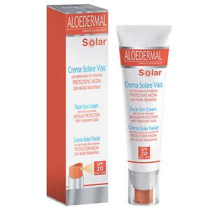 Aloedermal-Crema-Solare-Viso-SPF-20-protezione-viso-75-ml