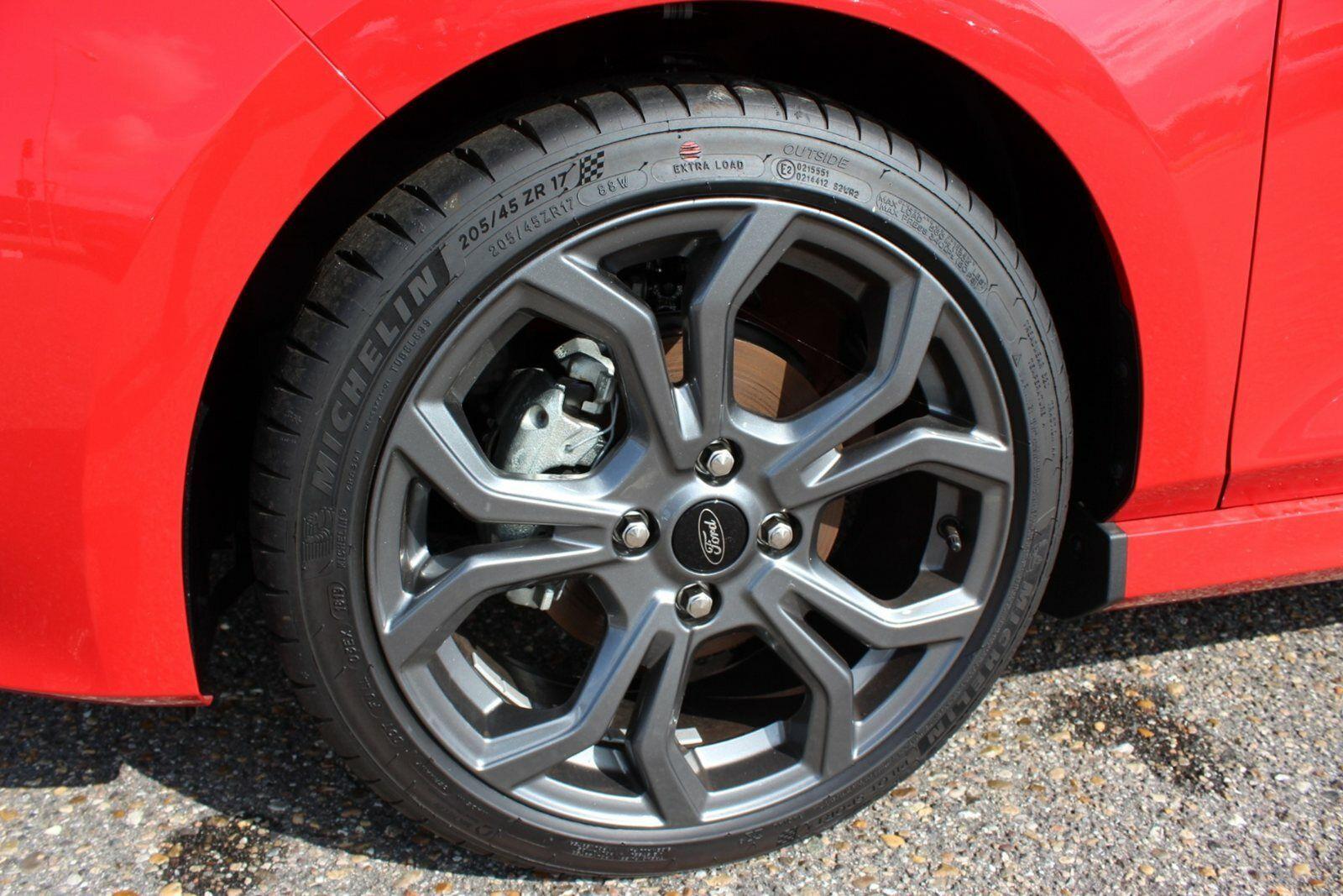 Ford Fiesta 1,0 SCTi 140 ST-Line - billede 4