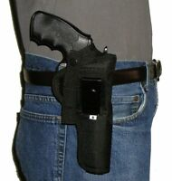 Usa Holster Smith & Wesson Model 686 S&w 6 In Barrel Revolver .357 .38