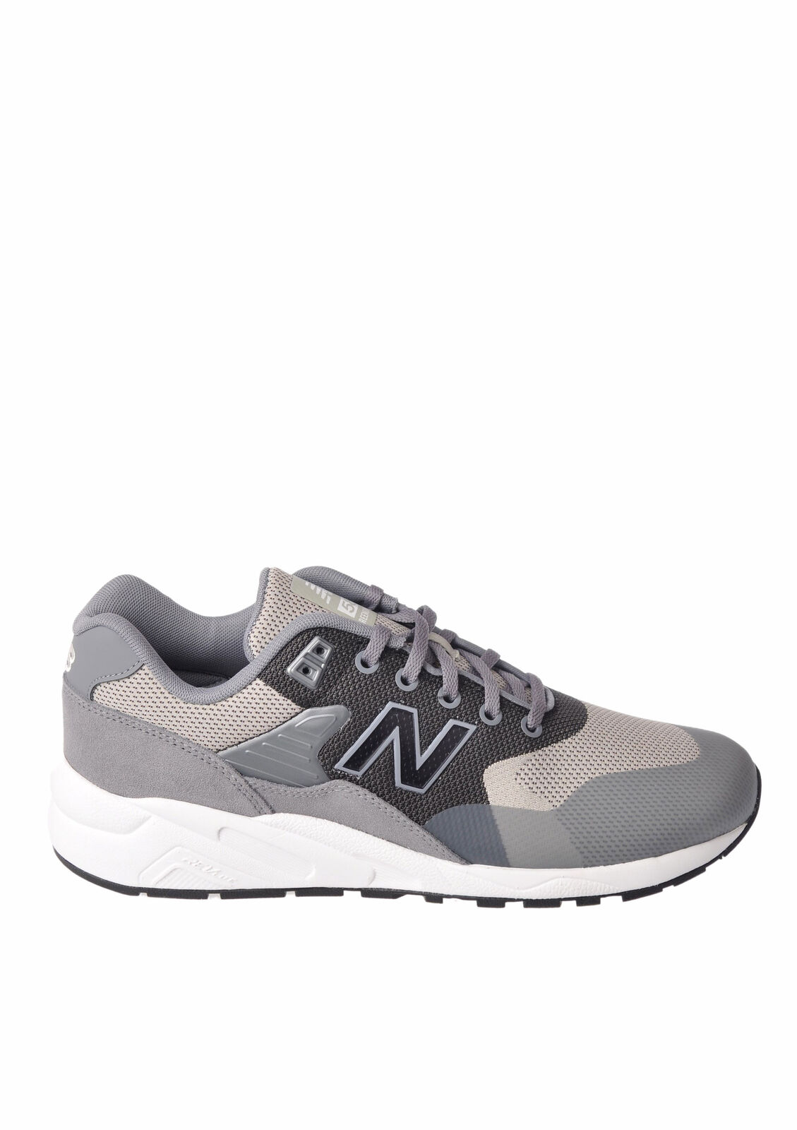 New Balance  -  Lace up shoes - Male - Grey - 2578527N173854