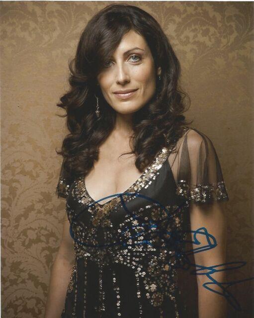 Lisa Edelstein Autographed Signed 8x10 Photo COA