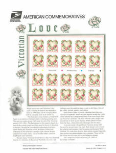 559-33c-Love-Booklet-of-20-3274a-USPS-Stamp-Panel