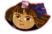 Dora The Explorer Face Bath Rug 20 X 30 Round Area Mat Bedding Skid Resistant