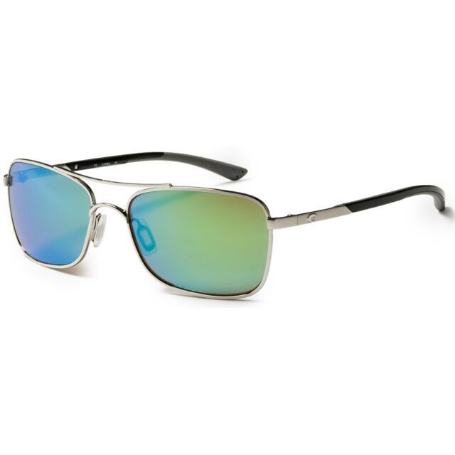 04ac9ef5b6619 Costa Del Mar Palapa Rose Gold Polarized Green Lens 580p Sunglasses AP 64  OGMP