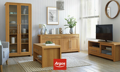 Save 20% on Furniture when you spend £100+