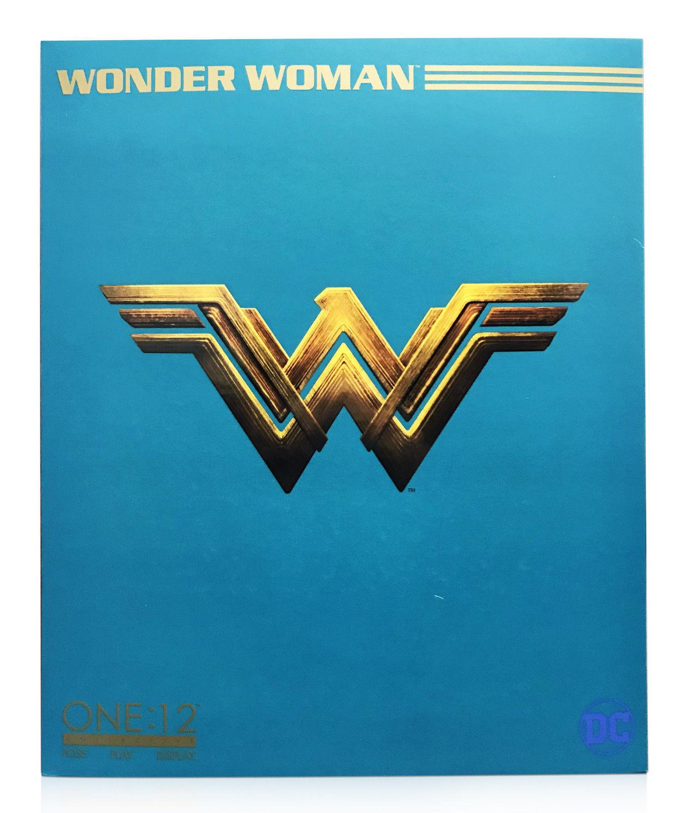 Mezco One  12 Collective DC Comics Wonder Woman Gal Gadot 1 12 Scale 6  Figure