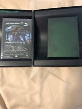 Sdcc 2019 hasbro magic the gathering God eternal Rhonas 1 card green mtg