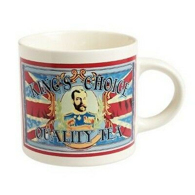 King's Choice Quality Tea Retro Tea / Coffee Ceramic Mug