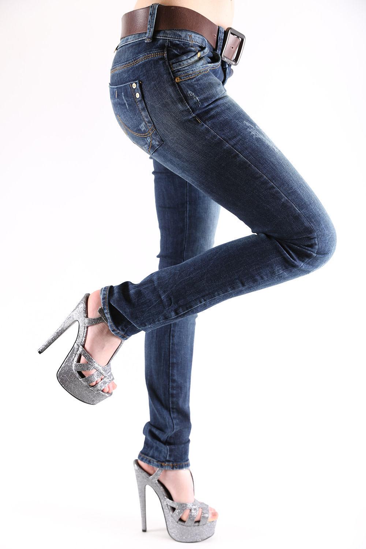 e56ca4a2b13d1 LTB Damen Jeans Molly Oxford Neuware Größe wählbar Röhre mit Top Passform  noqwug1032-Jeans