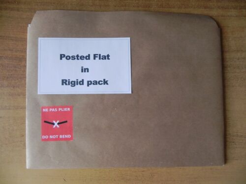 Signe De Vinyle-A4 sheet 210 x 297 mm blanc brillant