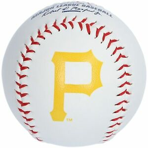 Pittsburgh Pirates Rawlings Logo Baseball