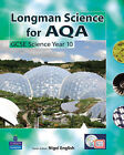 AQA GCSE Science: Pupil's Active Pack Book for AQA GCSE Science A by Susan Kearsey, Penny Johnson, Nigel English, Miles Hudson, Richard Grime, Colin Lever (Mixed media product, 2006)