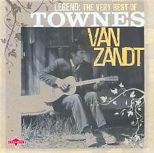 Legend: The Very Best of Townes Van Zant by Townes Van Zandt (CD, Jun-2010, 2 Discs, Snapper UK)