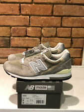 """NEW BALANCE SHOES M996 GREY """"BRINGBACK"""" COLLECTION MADE IN THE USA"""