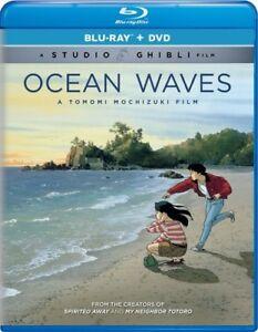 Ocean-Waves-New-Blu-ray-With-DVD-2-Pack-Slipsleeve-Packaging-Snap-Case