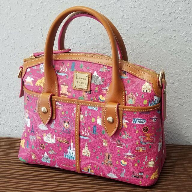 *Actual Bag* 2020 Disney Parks Dooney & Bourke Park Life Satchel