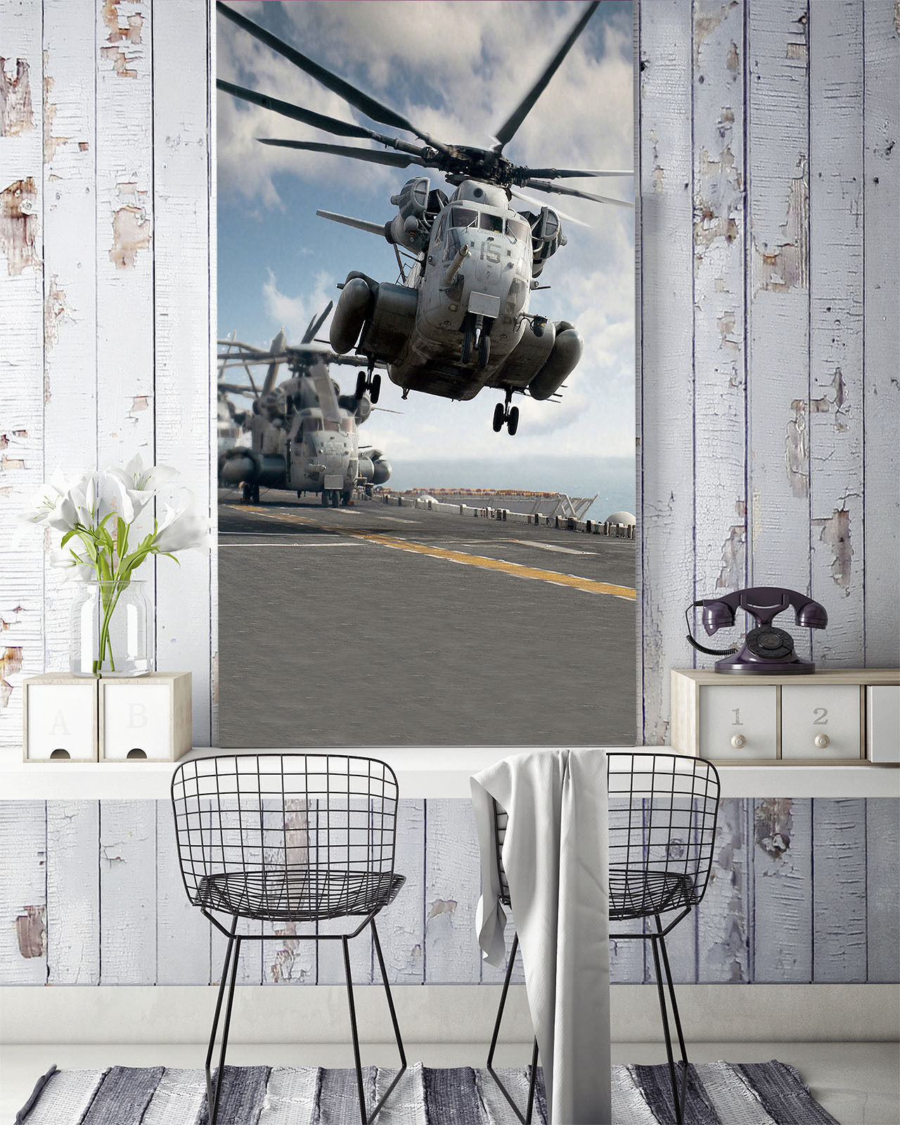 Mega 3D Flying Fighter Planes 408 Wall Paper Wall Print Decal Wall AJ Wall Paper