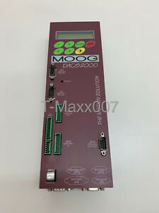 Details about Moog DAS2000C Servo Motion Controller CM16022ASFAYBG05 Fully  Tested!