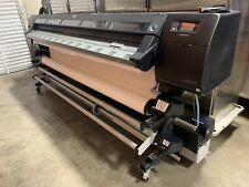 Hp Latex 280 104 Wide Format Banner Printer Hp Designjet L28500 Nice Condition